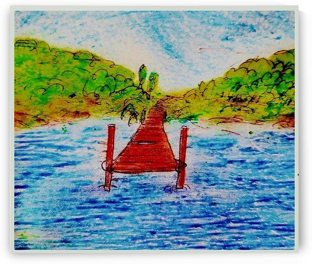 Dock of the Bay by djjf