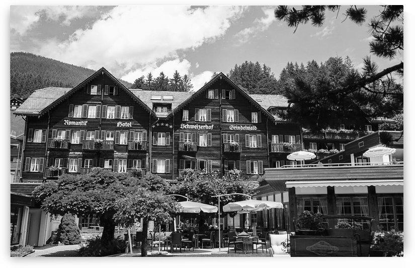 Hotel Schweizerhof by Nancy Calvert