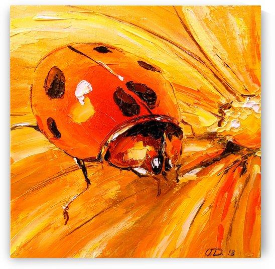 Ladybug by Olha Darchuk