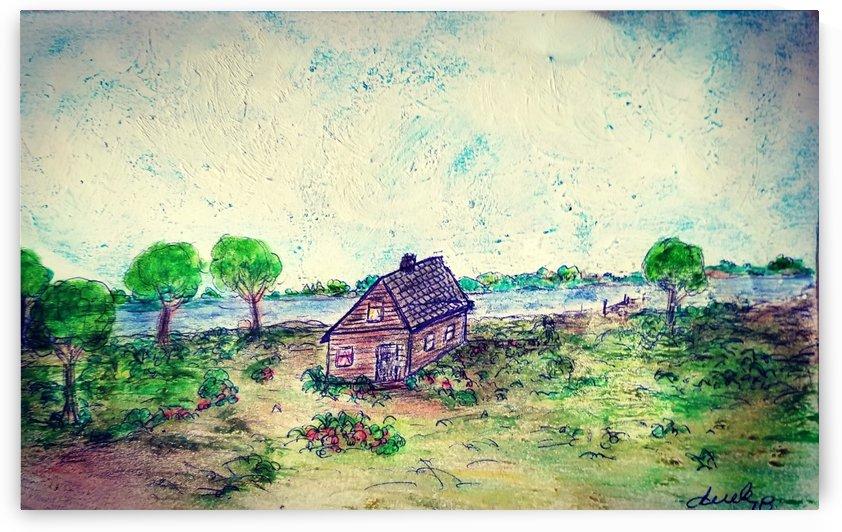 Cottage by djjf