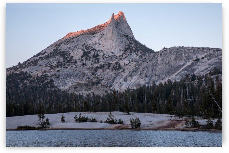 Cathedral Peak Yosemite National Park by Garet Bleir