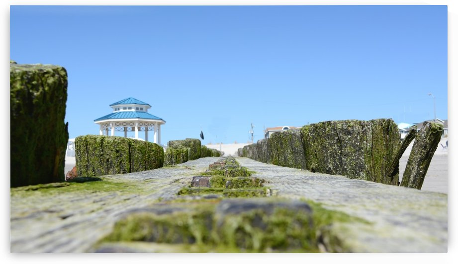 old pier at Sea Isle NJ 2 by Shore Shots by Jerry Hussar