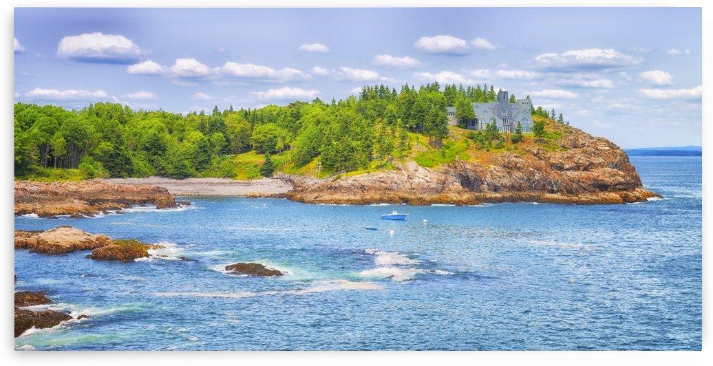 Acadia Bay by Ben Tolosa