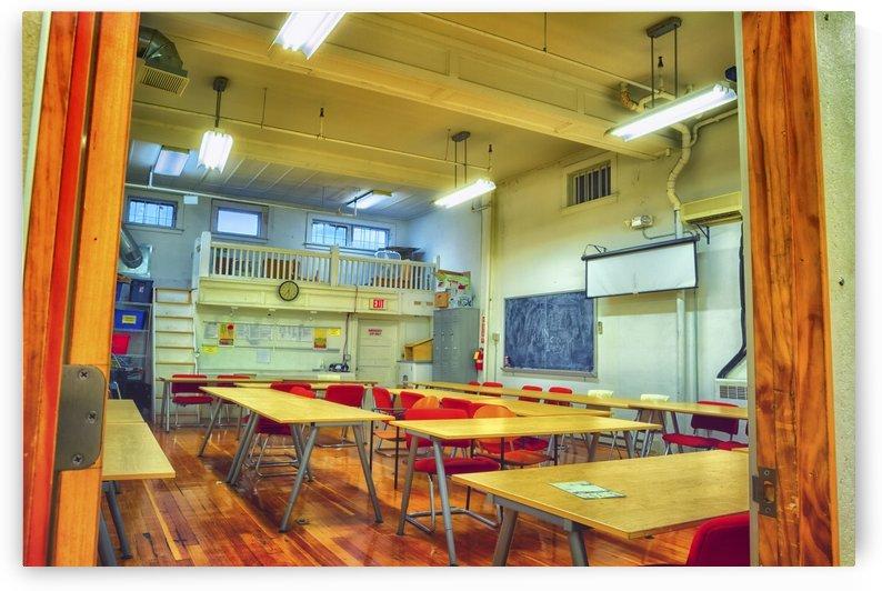 Art Classroom by Ben Tolosa