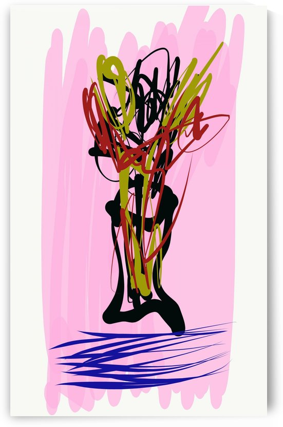 flowersvase by Emily Honderich