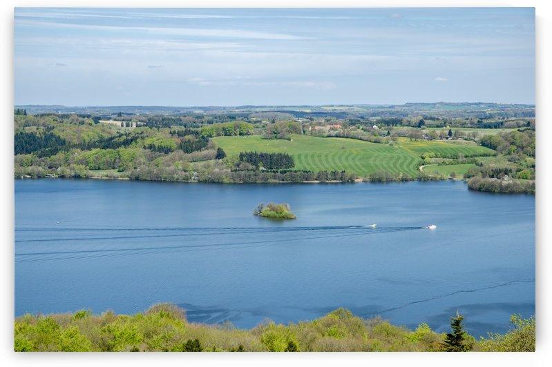 Calm lake series by RamjetDK