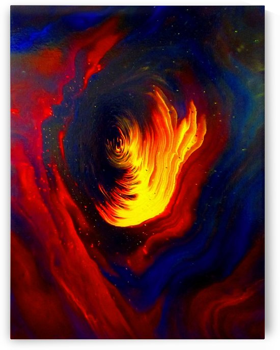 Cosmic Heat  by Carola James