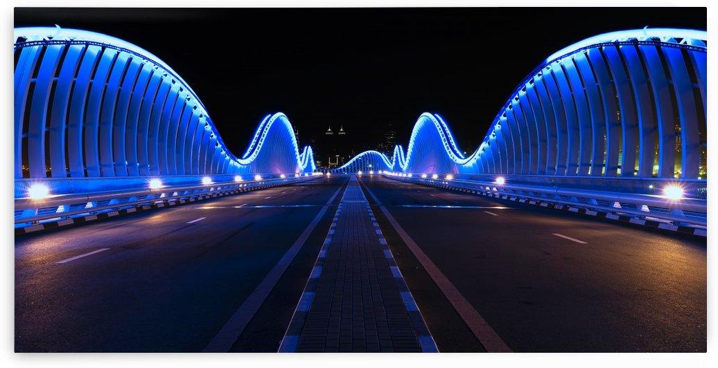 Meydan Bridge by Alex Galiano