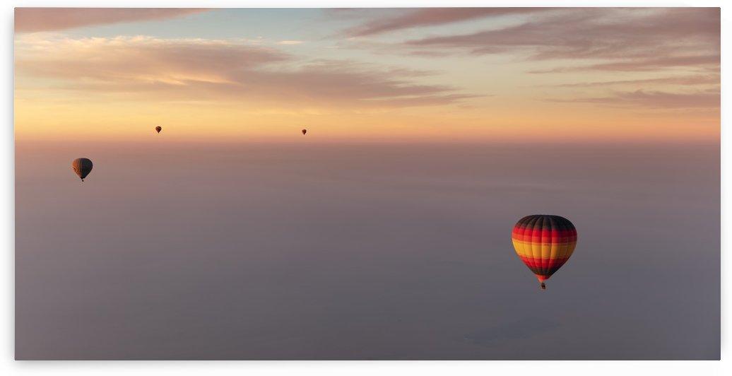 Desert Sunrise by Alex Galiano