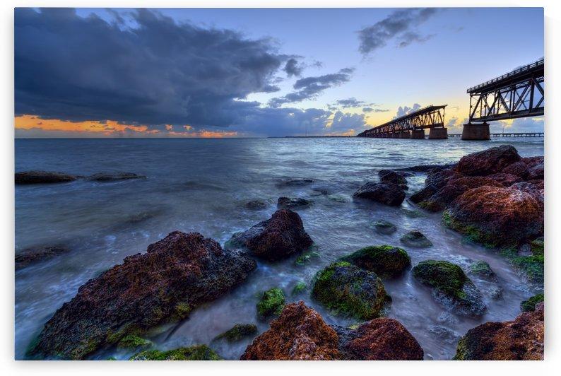 Bahia Honda at Sunset by Alex Galiano