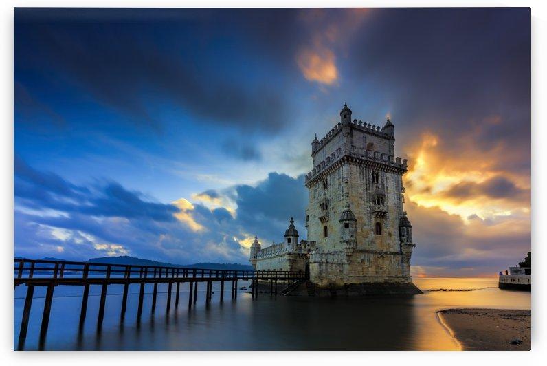 Belem Tower by Alex Galiano