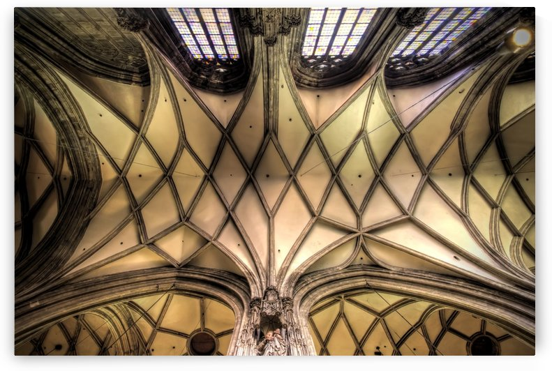 Cathedral Ceiling by Alex Galiano