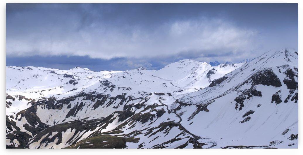 Grossglockner High Alpine Road by Alex Galiano