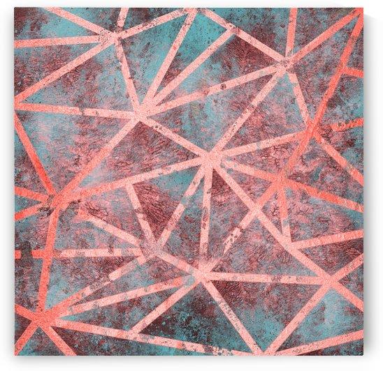 Geometric XXXIV by Art Design Works