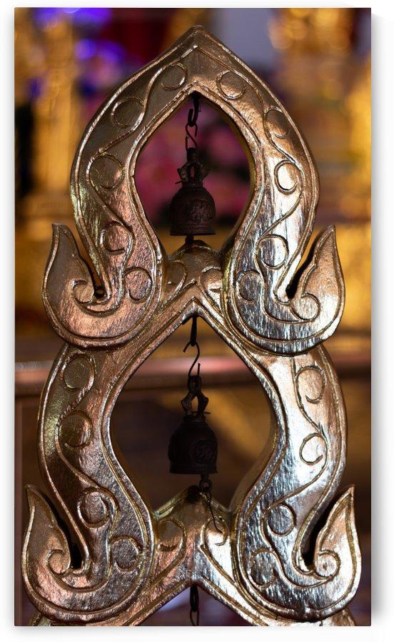 Bell hanging racks by Krit of Studio OMG