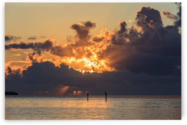 Key West Sunrise by Alex Galiano