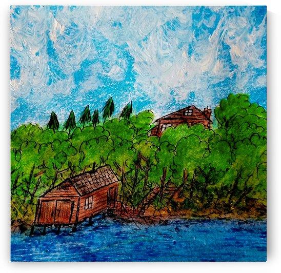The Boathouse by djjf