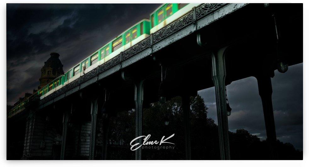 Gotham Paris by ElmeK