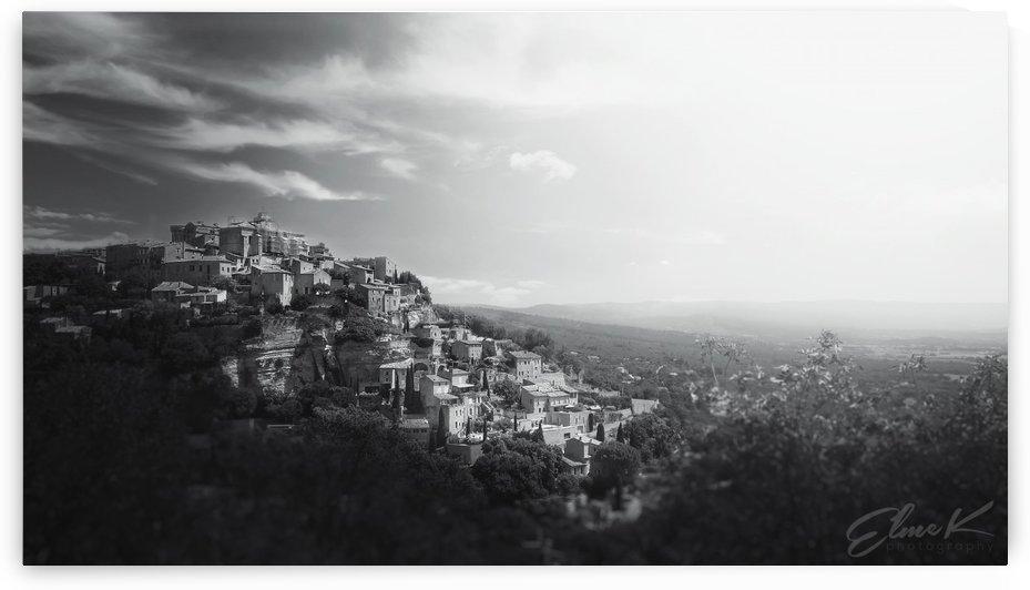 Gordes Village by ElmeK