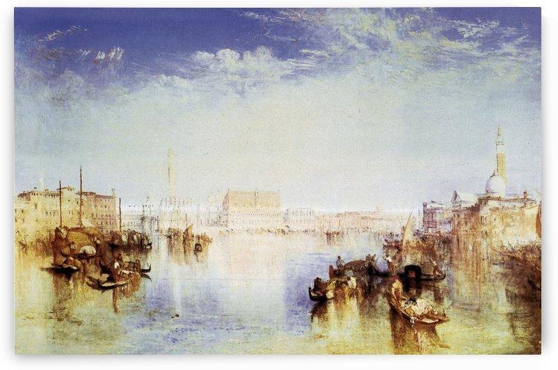 San Giorgio Venice  by Joseph Mallord Turner by Joseph Mallord Turner