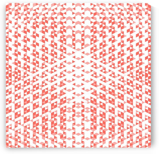 Living Coral Pattern VI by Art Design Works