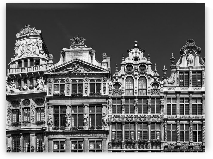 BRUSSELS 01 by Tom Uhlenberg