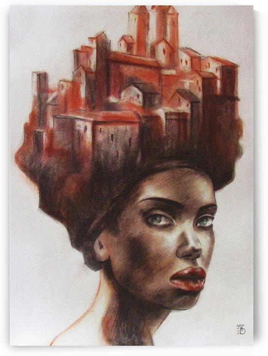 Magic Queen by Kateryna Bortsova