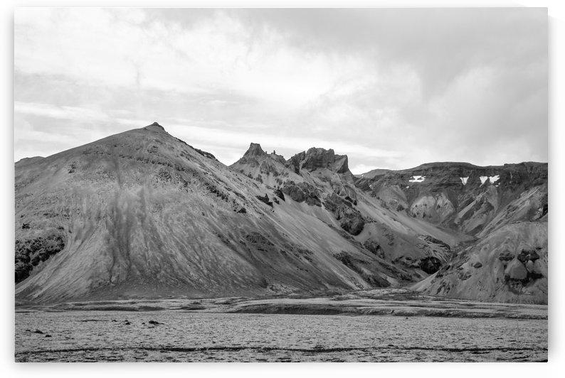 Iceland II by Attila R  Kovacs