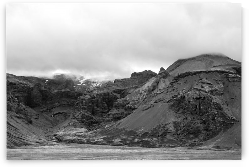 Iceland III by Attila R  Kovacs