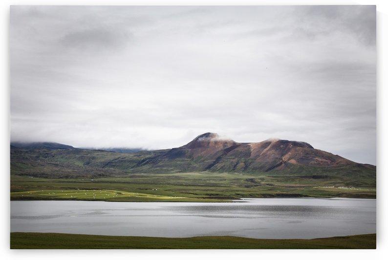 Iceland V by Attila R  Kovacs