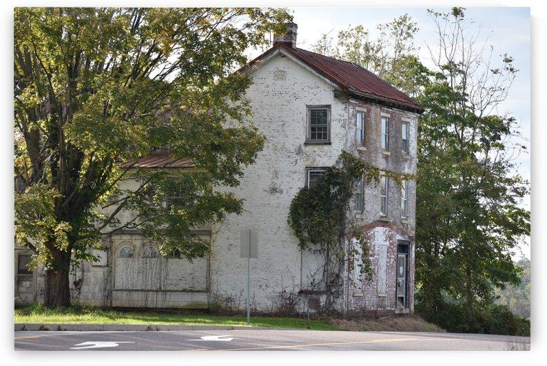 Vintage House by Rev. Love