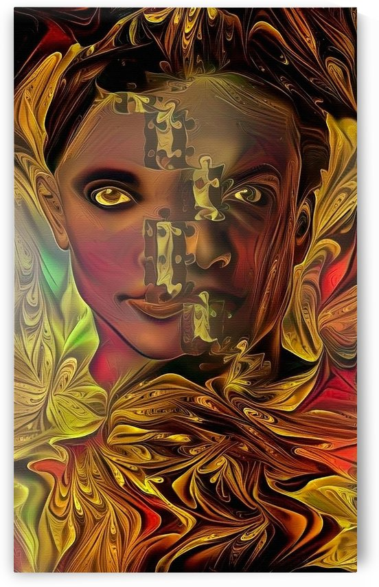 Eternal Twins by Bruce Rolff