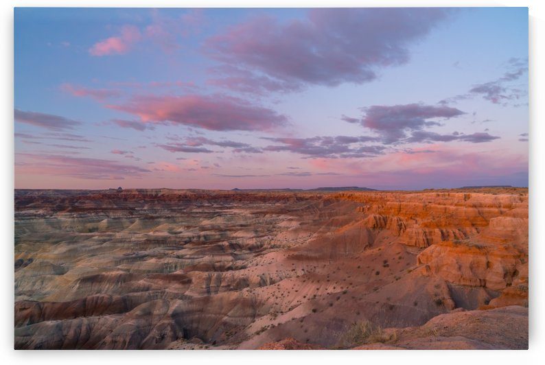 Little Painted Desert by Steve Luther
