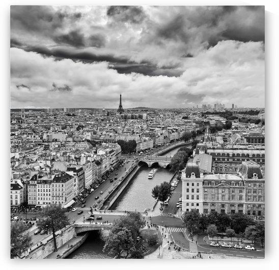 PARIS 01 by Tom Uhlenberg