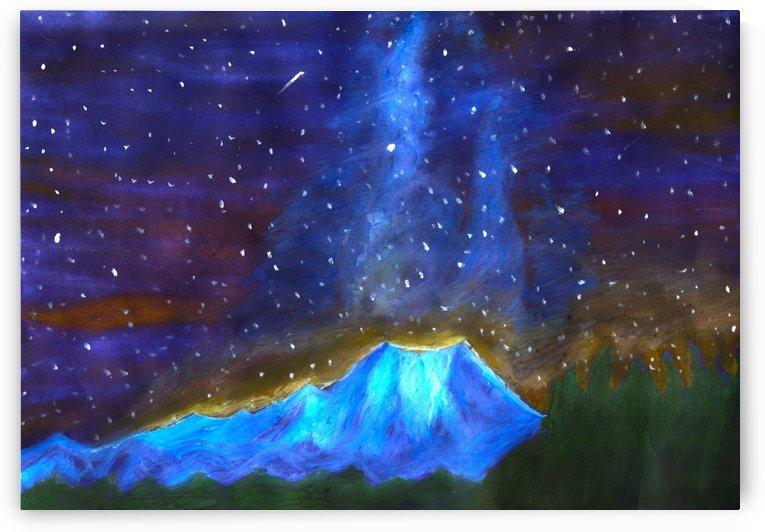 Starlight Night by Dobrotsvet Art