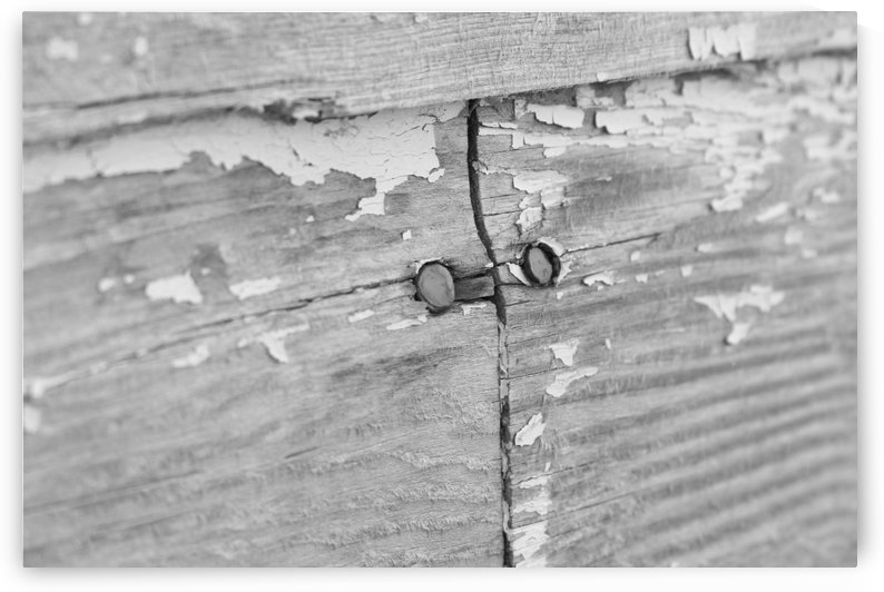 Nails In a Barn by Matthew T Griggs