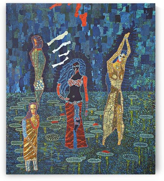 Three Dead Lovers by Raj Chowdhury