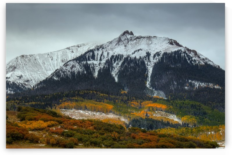 COLORADO SEASONS by Bill Sherrell