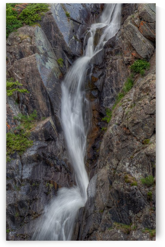 SPLASHWATER FALLS by Bill Sherrell
