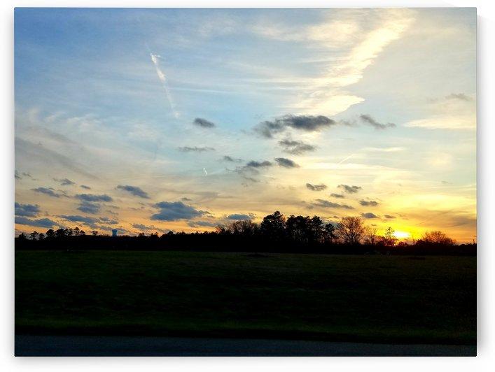 North Carolina Sunset by The NC Geek