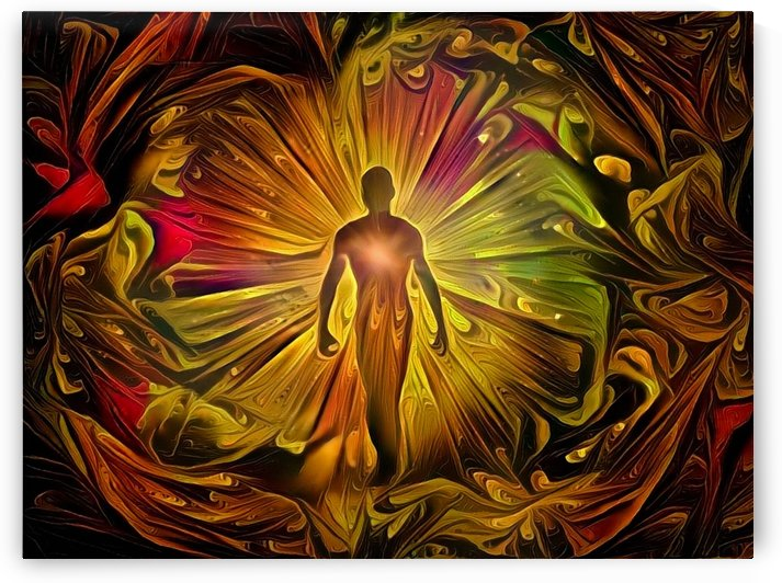Aura or Soul by Bruce Rolff