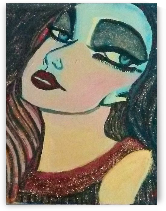 Dazzling Eyes  by Syeda Maniza Rahman