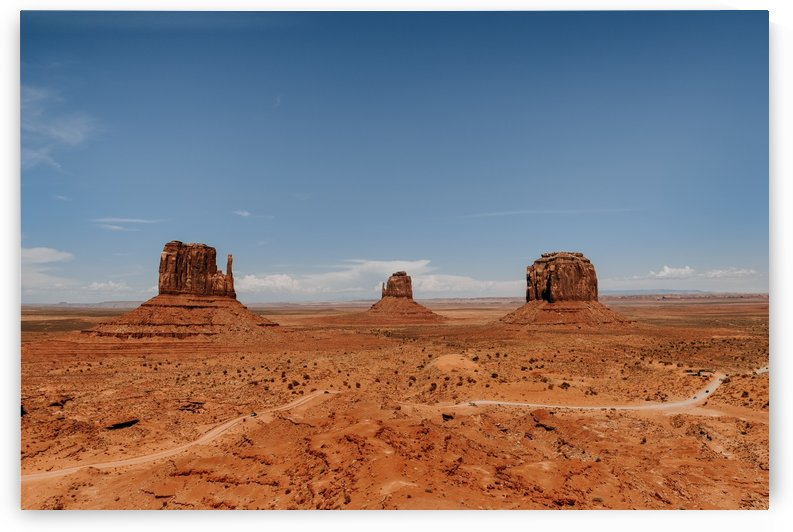 Monument Valley by StephanieAllard