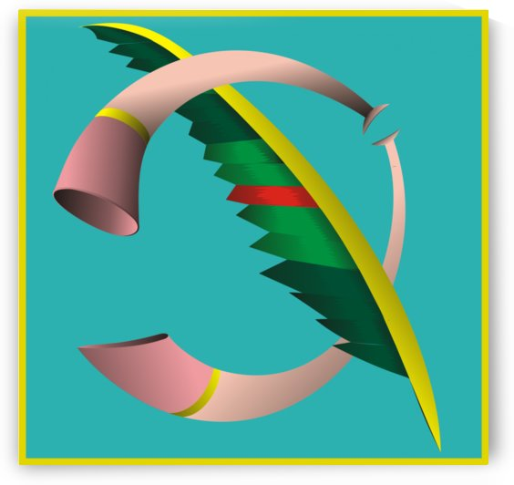 logo horn 856 by Frankton