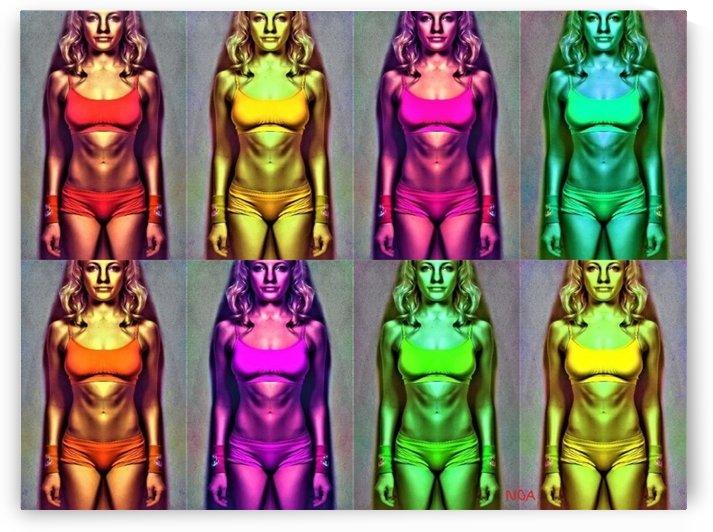 Bikini Girls - by Neil Gairn Adams by Neil Gairn Adams