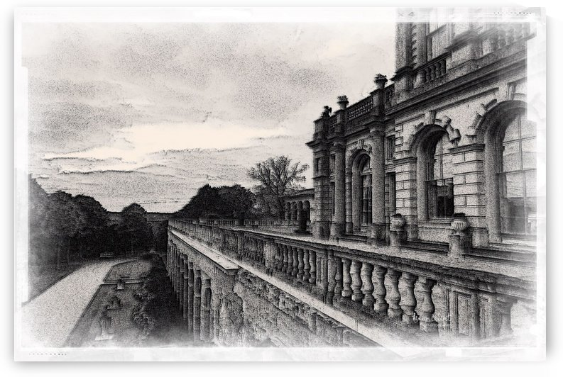 Cliveden on the Thames by Nancy Calvert