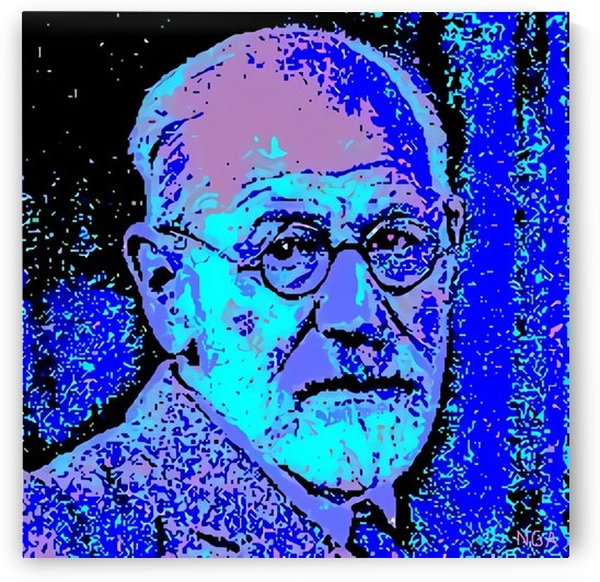 Sigmund Freud -The Father of Psychoanalysis by Neil Gairn Adams by Neil Gairn Adams