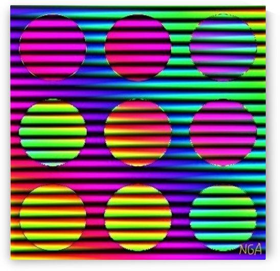 Disco Time - by Neil Gairn Adams by Neil Gairn Adams