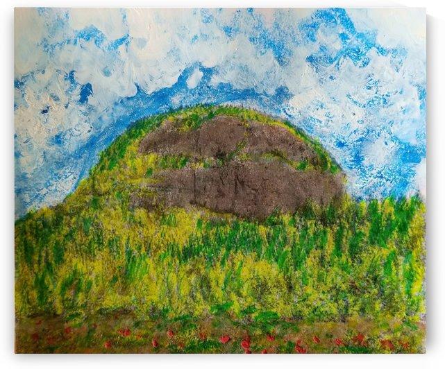 Mount Cheminis by djjf