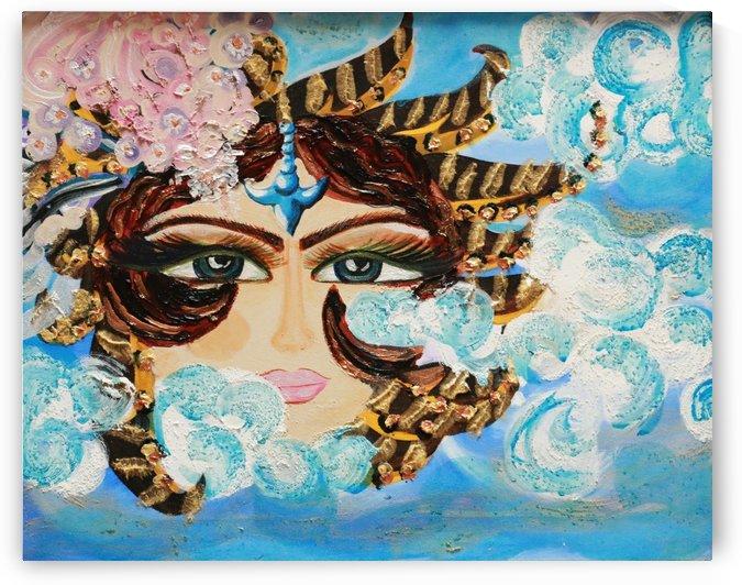 Khorshid Khanoom - Lady Sun by Pari Chehrehsa